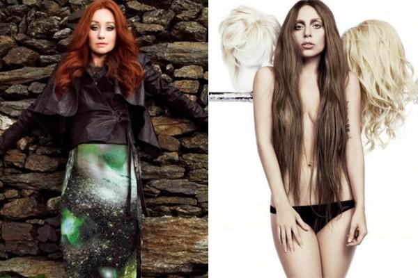 Tori Amos Lady Gaga