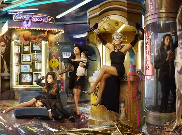 Khloe-Kris-Kourtney-Bruce-Christmas-Card